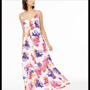 Bar III - Floral-Print Maxi Dress